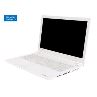 "PC Portable Toshiba Satellite C55-C-125 15.6"" Blanc"