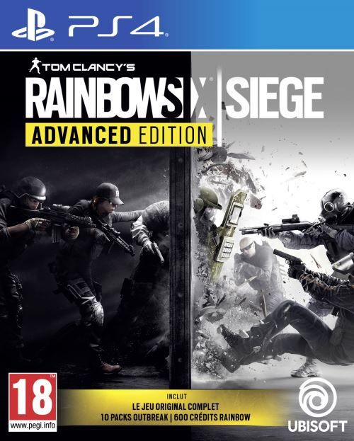 Rainbow Six Siege Advanced Edition PS4