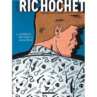 Ric HochetComment réussir un assasinat