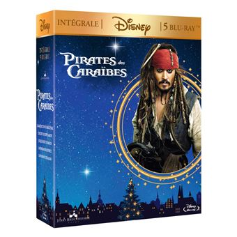 Pirate Des CaraïbesPirates des caraibes 1 a 5