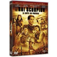 Le Roi Scorpion 4 : La quête du pouvoir DVD