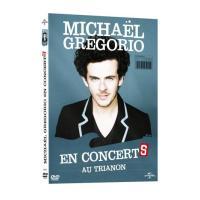 """Michaël Gregorio """"En concertS"""" au Trianon DVD"""