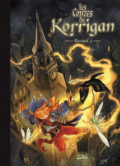 Les contes du korrigan recueil 5 t09