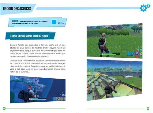 Le Guide De Jeu Fortnite Battle Royale