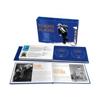 Coffret Belmondo par Belmondo DVD
