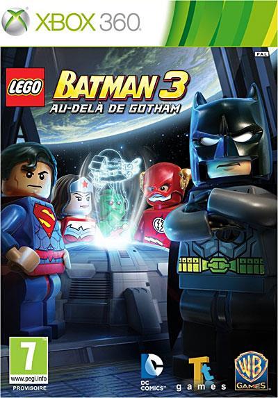Lego Batman 3 Au delà de Gotham Xbox 360