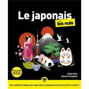 Pour Les Nuls Nouvelle Edition Le Japonais Pour Les Nuls Ne