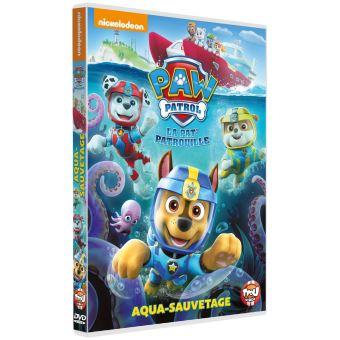 Pat' PatrouillePaw Patrol, La Pat' Patrouille Volume 24 Aqua Sauvetage DVD