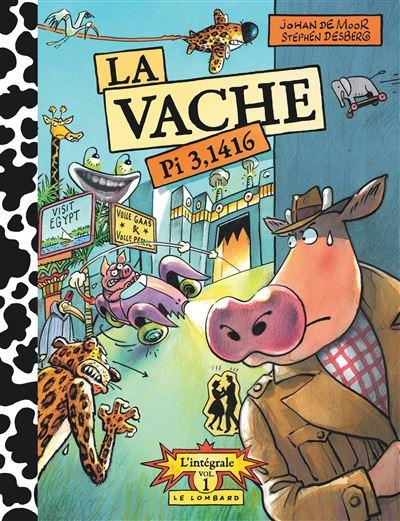La vache - tome 1 - La Vache L Integrale