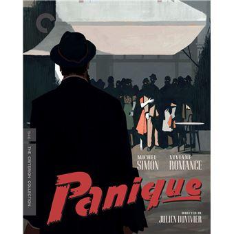 Panique Blu-ray