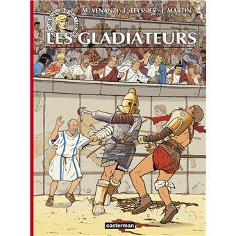 Les Voyages d'AlixLes gladiateurs