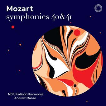 Symphonies nos 40 et 41