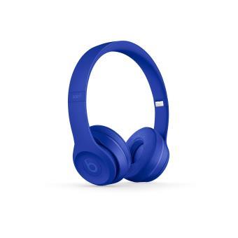 Casque Beats Solo3 sans fil – Collection Urbaine, Bleu océan