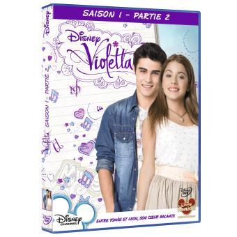 ViolettaCoffret de la Saison 1 Partie 2 - DVD