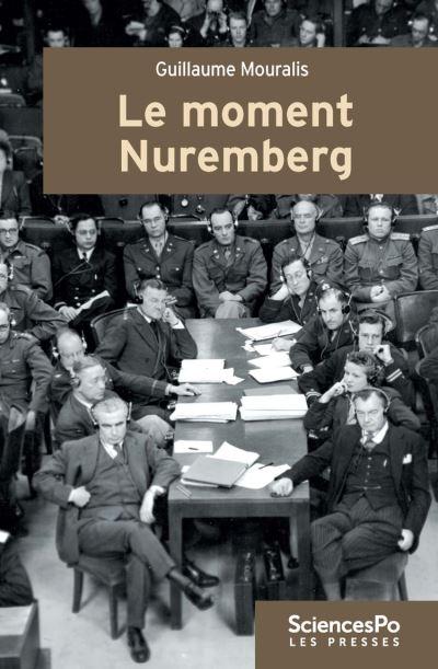 Le moment Nuremberg - 9782724624229 - 16,99 €