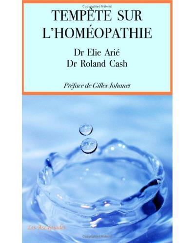 Tempête sur l'homéopathie