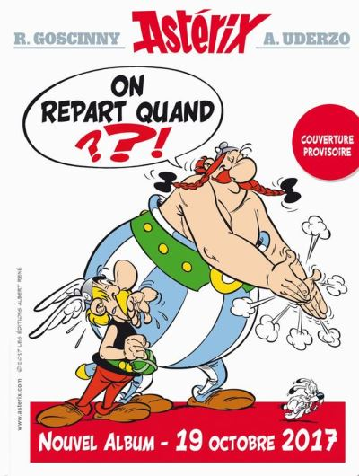 Astérix - Astérix et la Transitalique - n°37 - 9782864973195 - 7,99 €
