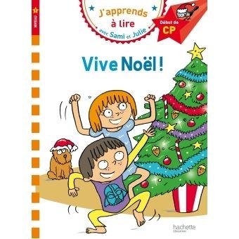 Sami et JulieSami et Julie CP Niveau 1 Vive Noël