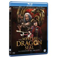 The Mystery of The Dragon Seal Blu-ray