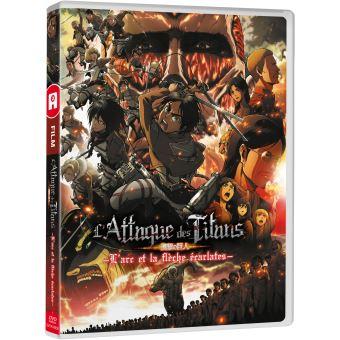 L'attaque des TitansATTAQUE DES TITANS FILM 1:L ARC ET LA FLECHE ECARLATE-FR