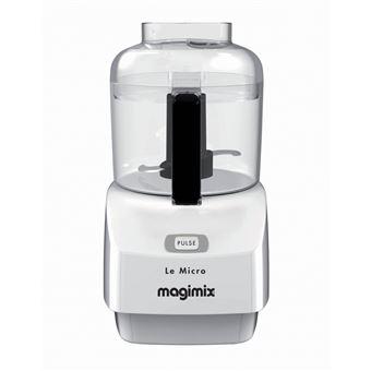 Magimix Hachoir 18111 EB Micro Blanc
