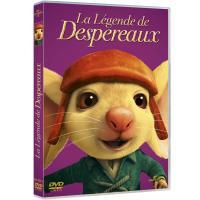 La légende de Despereaux DVD