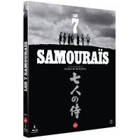 Les 7 Samouraïs Blu-ray