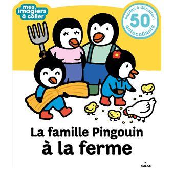 La famille Pingouin à la ferme