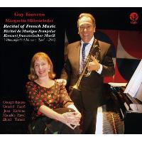 Musique francaise pour trompette et piano