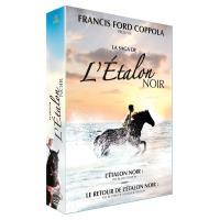 Coffret La Saga de L'Etalon Noir 2 films DVD