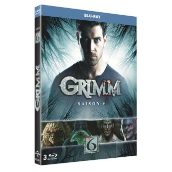 GrimmGRIMM S6-FR-BLURAY