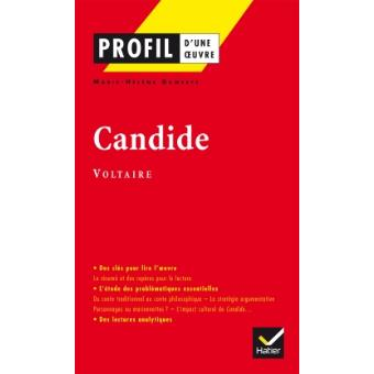 Profil - Voltaire : Candide ou l'optimisme