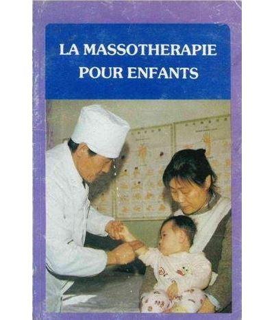 La massotherapie pour enfants