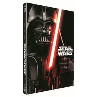 Star WarsStar Wars La Trilogie DVD
