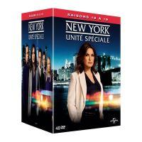 Coffret New York, unité spéciale Saisons 12 à 19 DVD