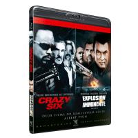 Explosion imminente, Crazy Six Blu-ray