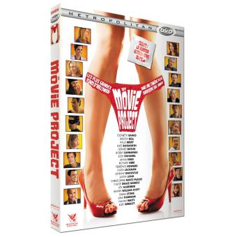 My Movie Project DVD