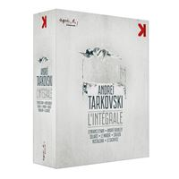Coffret Andrei Tarkovski L'intégrale Combo Blu-ray