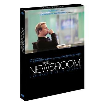 The NewsroomCoffret intégral de la Saison 1