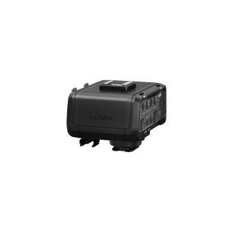 Adaptateur de microphone XLR Panasonic Lumix Noir pour GH5