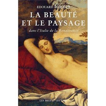 La beauté et le paysage en Italie à la Renaissance
