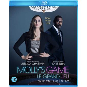 Molly's game-BIL-BLURAY