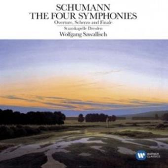 Sinfonien 1-4. Overtüre (Referenzaufnahme)