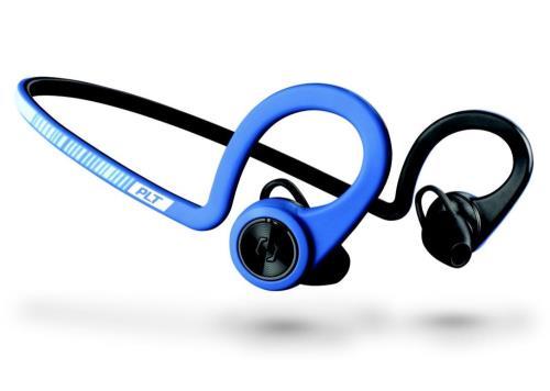 Ecouteurs Plantronics BackBeat Fit Bleu