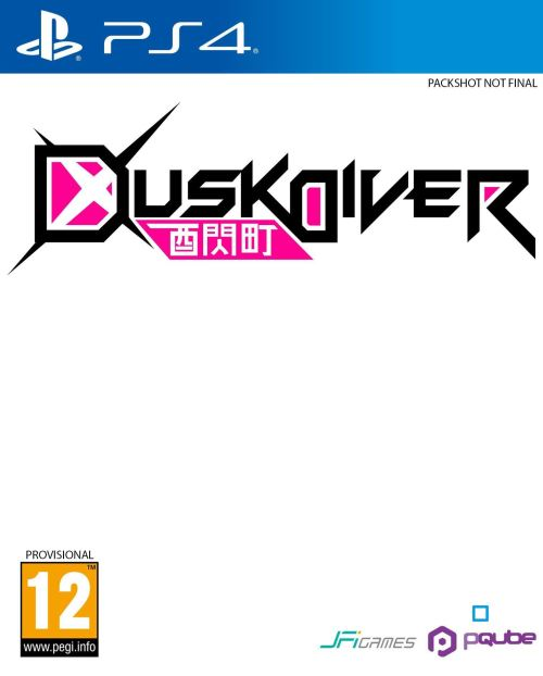 Dusk Diver Edition Day One PS4