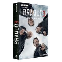 Braquo Coffret intégral de la Saison 3 - DVD
