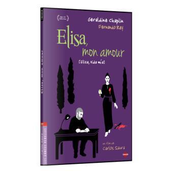 Elisa mon amour DVD