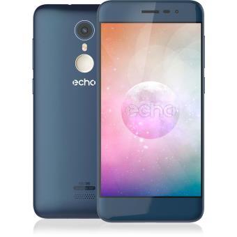 Smartphone Echo Moon Double Sim 16 Gb Bleu