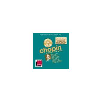 La discothèque idéale de Diapason, volume 2 - Chopin : Œuvres pour piano