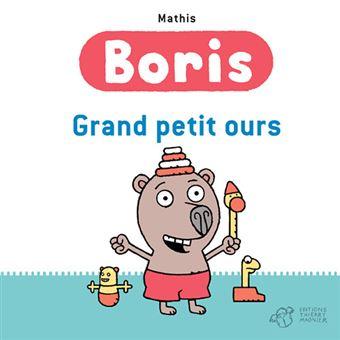 BorisGrand petit ours